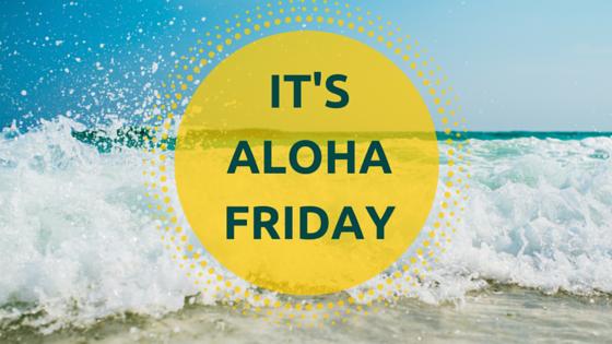 Aloha Friday Ede 2016