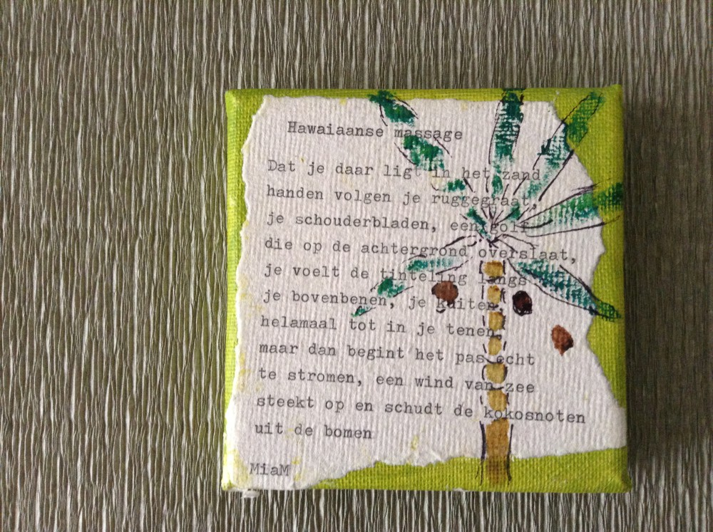 Kunst Hawaiiaanse massage